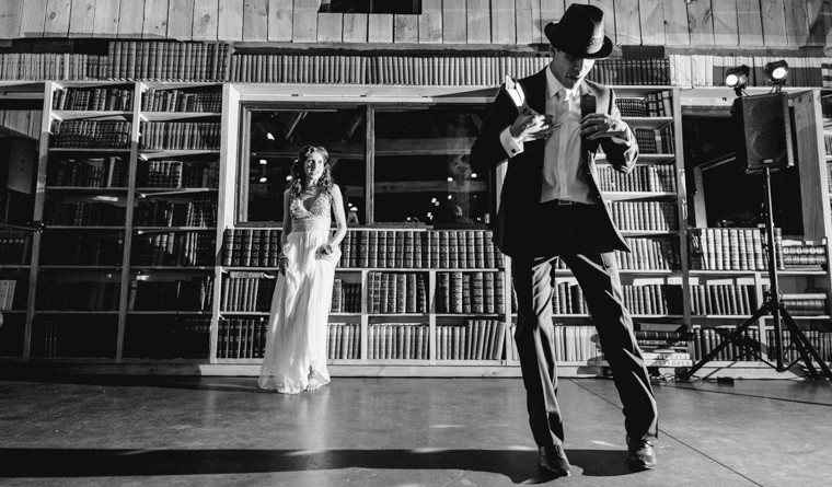 First dance at Bendooley Estate | Hilary Cam Photography
